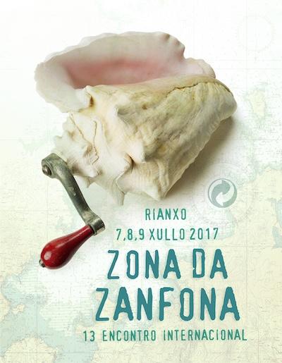 Zona da Zanfona. XIII Encontro Internacional. Rianxo 2017